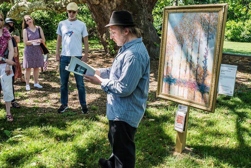 Lansdowne Inside Out Poetry Walk 2016