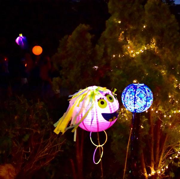 Atlanta Beltine Lantern Parade 2016
