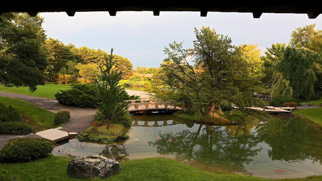 Jardin Japonais, Jardin botanique de Montreal