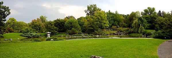Jardin Japonais - Jardin Botaniquique de Montréal le 11 septembre 2013