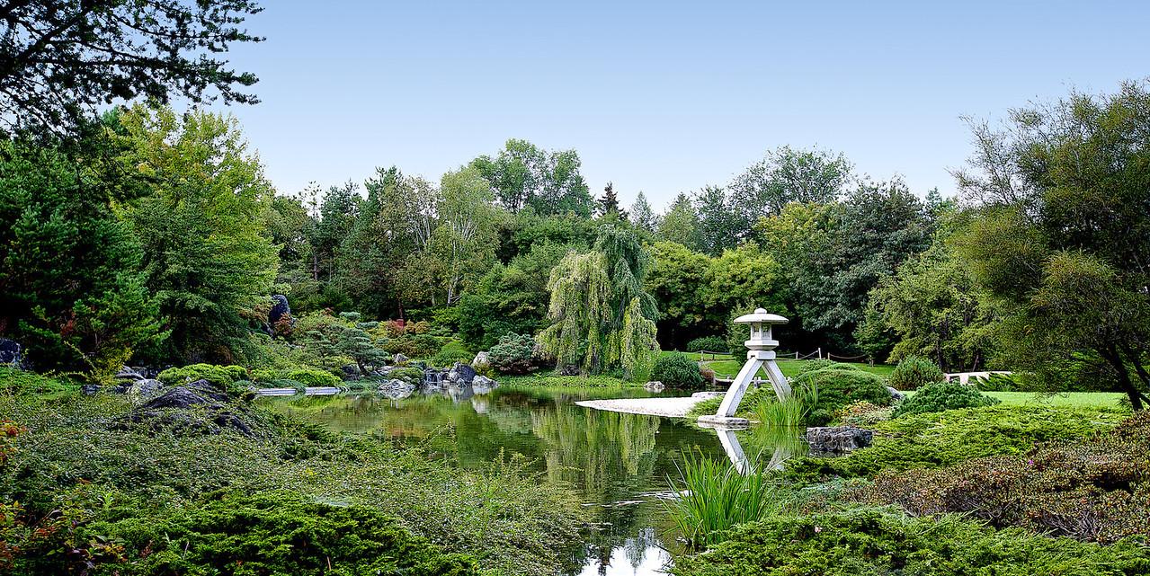 Jardin japonais, Jardin botanique de Montreal.