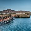 Lanzarote - Lava Klippen von Playa Blanca
