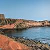 Lanzarote - Kastell von Playa Blanca
