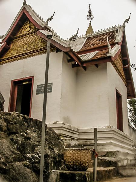Luang Prabang, Laos 2002 - Wats