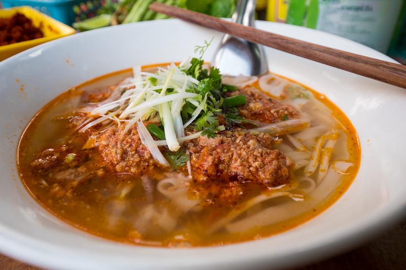 琅勃拉邦Khao-soi