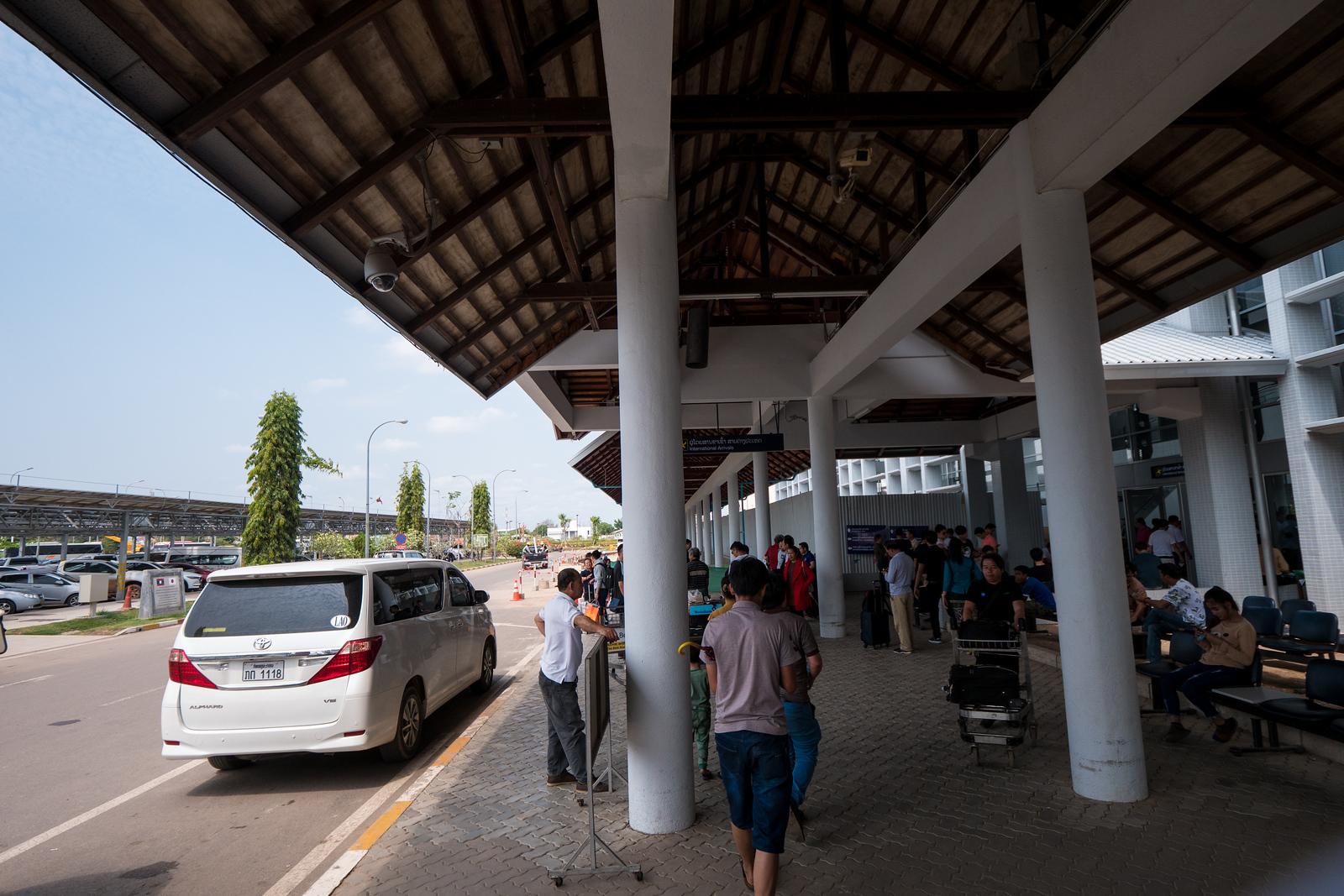 Vientiane aiport
