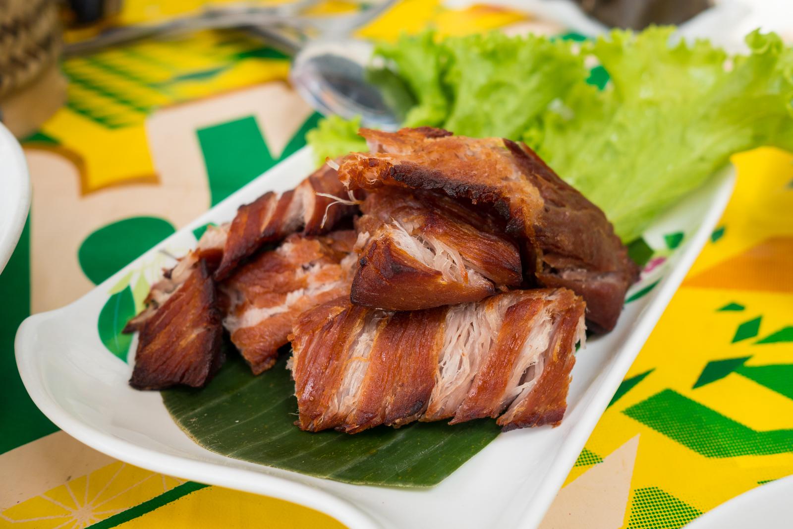 老挝的食物