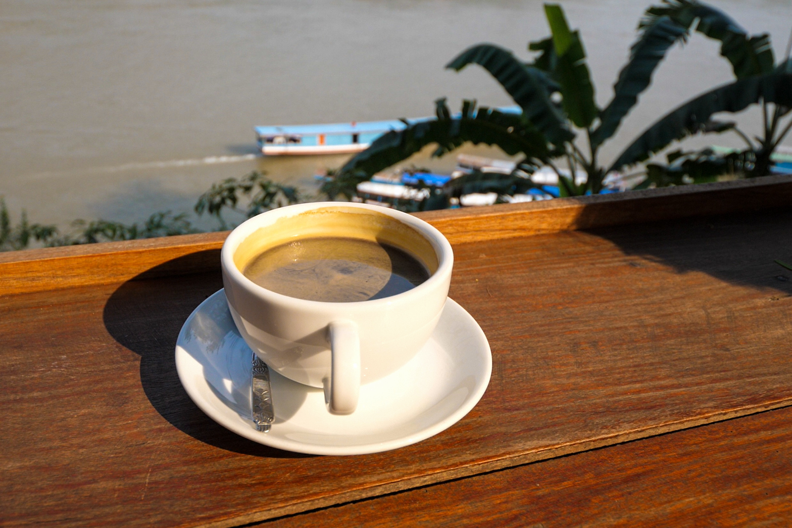 最好的咖啡馆琅勃拉邦