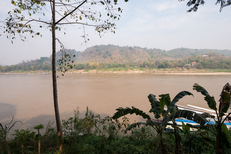 琅勃拉邦湄公河