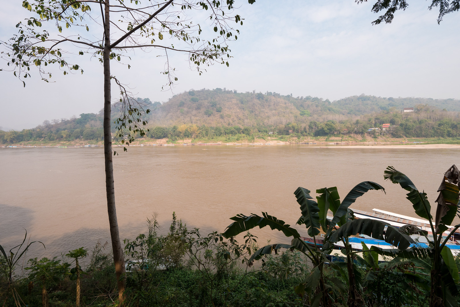 The Me Kong is the world's 8th Largest River