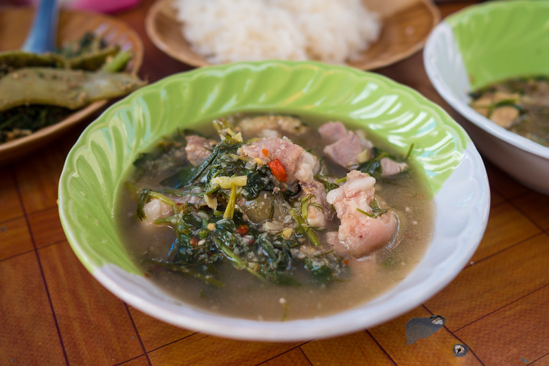 Laotian food
