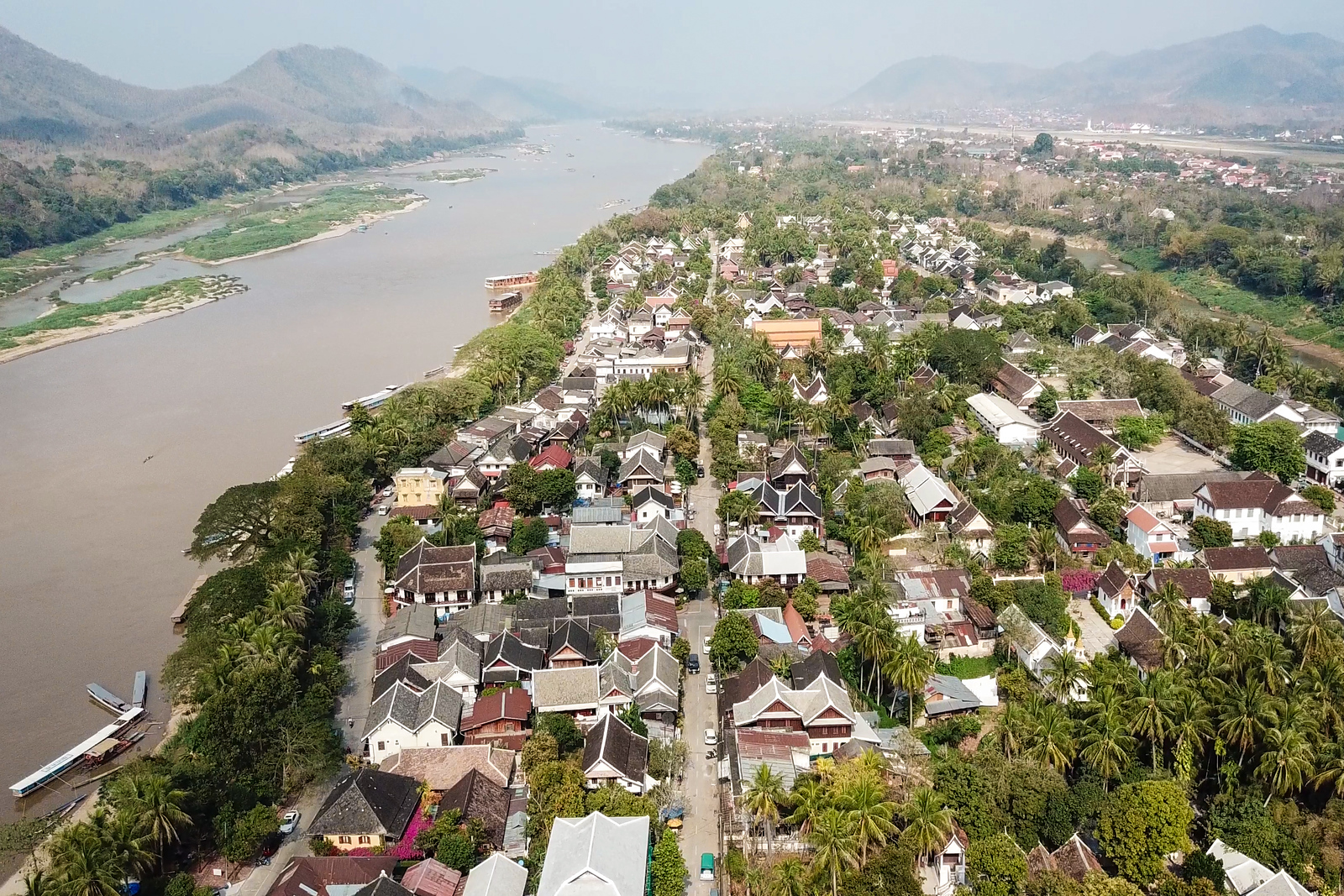 琅勃拉邦旅游指南