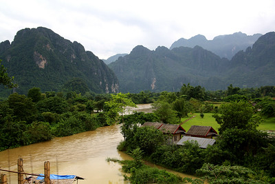 Vang Vieng Quick Guide, image copyright kainet