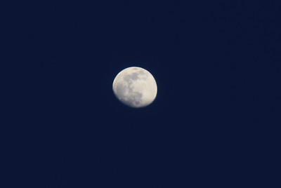 Księżyc nad Laosem