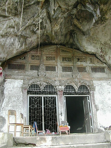 Buddha Cave, up the river from Luang Prabang, Laos