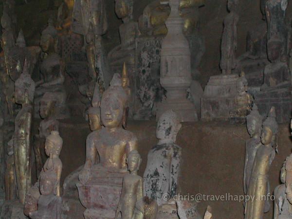 Buddha Cave, up the river from Luang Prabang, Laos