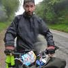 So much rain on the ride to Kiewkacham!