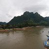 Nong Khiaw sits on the bank of the Nam Ou River