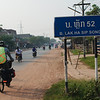 Leaving KM 52 Village (52 KM from Vientiane)