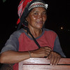 Local Akha lady who is always trying to sell bracelets