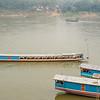 Boats of Luang Prabang