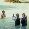 Selfies in the Water Pools