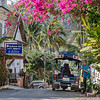 A Side Street in Luang Prabang