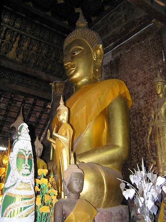 Luang Prabang - Wat  Xiang Thong Monastery