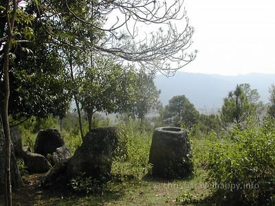 The Plain Of Jars, XIeng Khouang, Laos