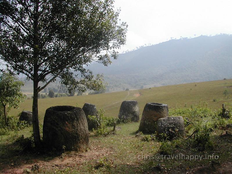 The Plain Of Jars, Laos