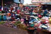 Busy Morning Market