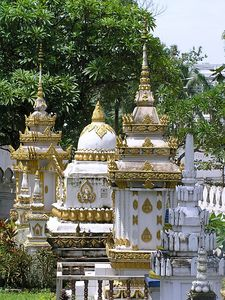 Wat Si Saket temple