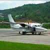 airport in Xam Neua