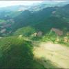 above Laos