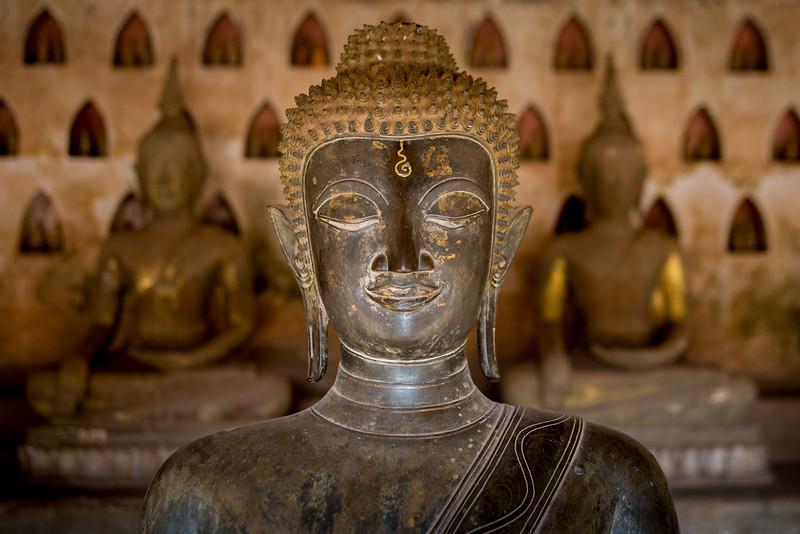 Wat Si Saket. Vientiane.