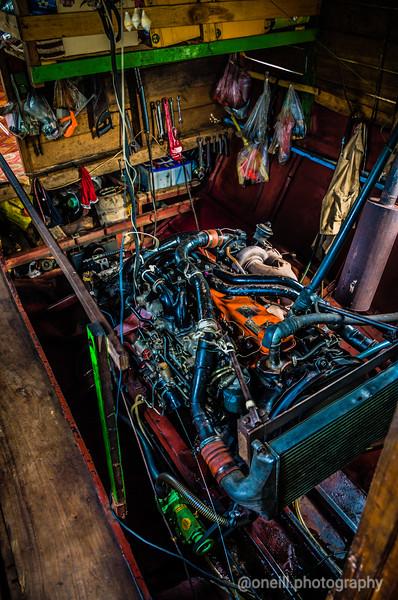 Diesel Slow Boat