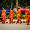 Laos Monks