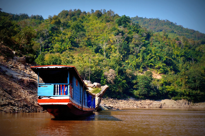 The Slow Boat to Laos: Drugs, Jail, and a Mutiny