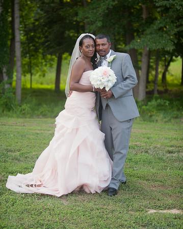 Laquita & Derrick  (Rajah)