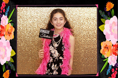 Lara 13th birthday