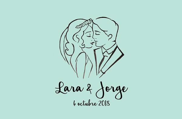 Lara & Jorge - 6 octubre 2018