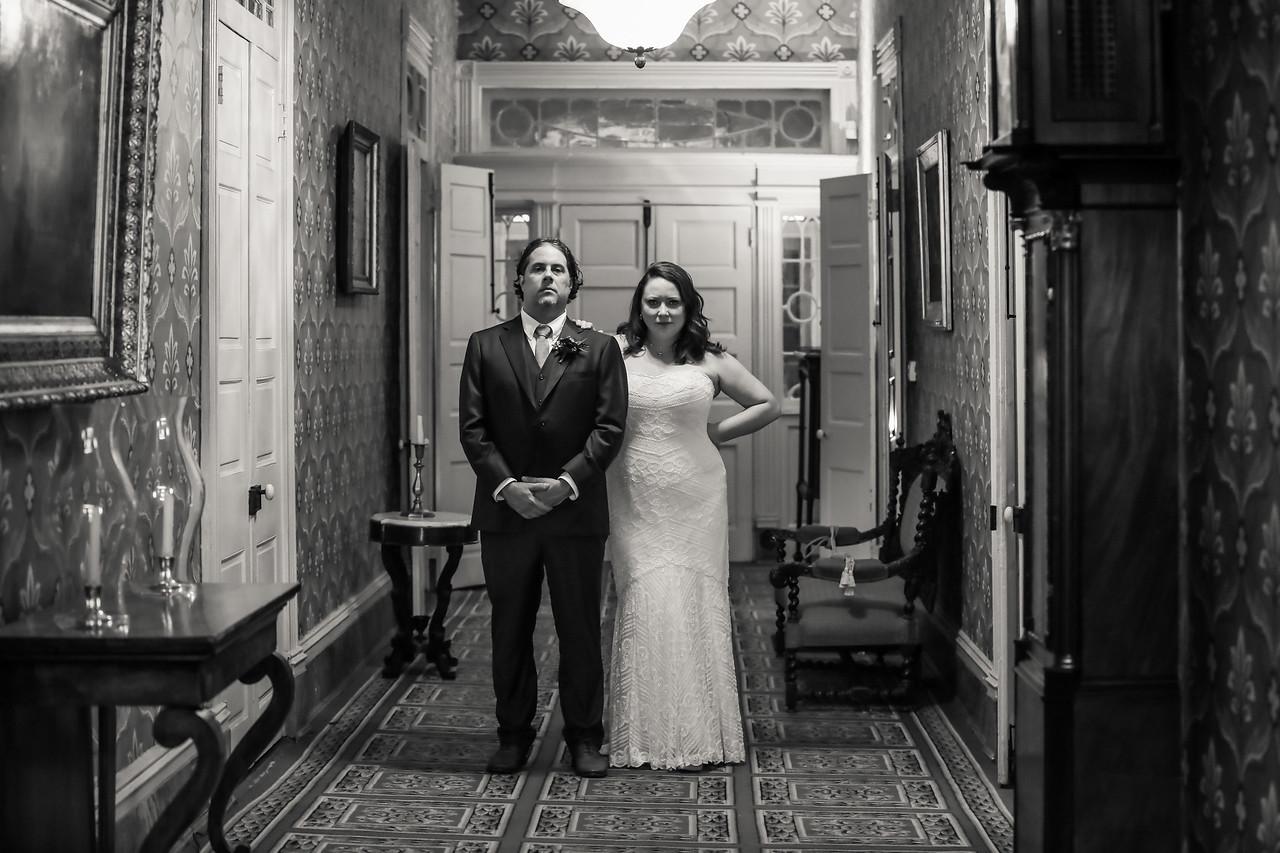 Lara and Tom Portraits