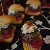lamb burger gluten free and with bun