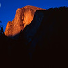 Sunset Half Dome, Yosemite Valley