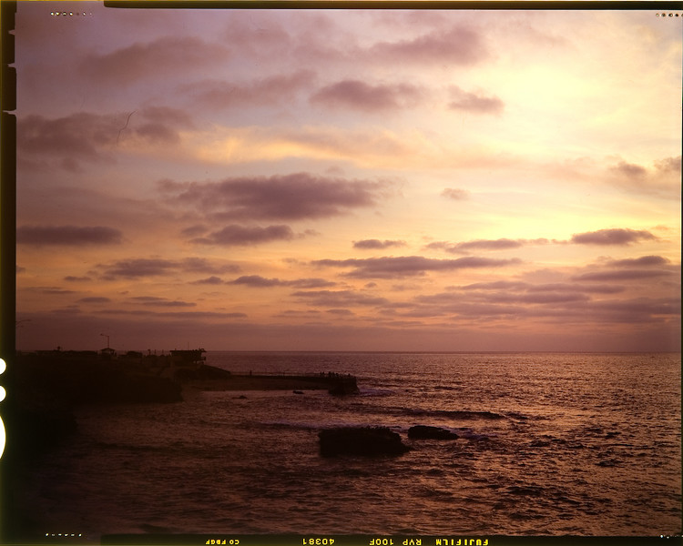 La Jolla, California<br /> March 2007<br /> Fuji Velvia RVP-100F