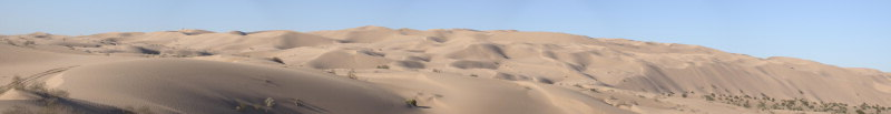 Second valley at Buttercup in Imperial Sand Dunes