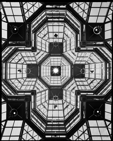 Dome, Grat Hall, National Gallery of Canada