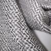 Limited Edition Silk Scarf - gray