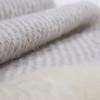 Mohair Wrap- fog gray