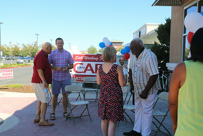 Larry Carr - Opening of Campaign Office - 8-31-2014
